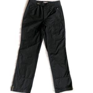 Columbia GRT Sz 8 Black Outdoor Hiking Pants